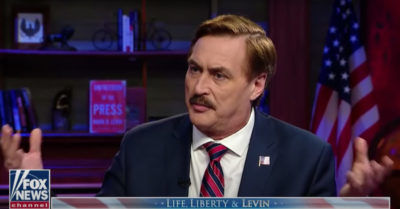 Mike Lindell responds to cease and desist from Dominion: 'We have 100% evidence'