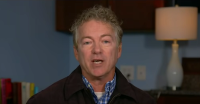 Rand Paul: Republicans to abandon the party if McConnell complicit in Trump's impeachment