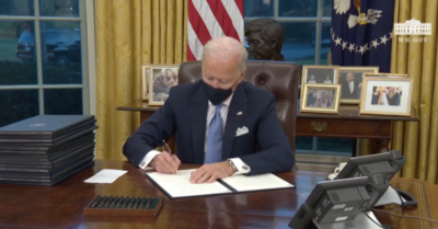 President Biden signs order banning 'China Virus' term