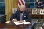 Trump leaves Biden a 'very generous letter' before he departs White House