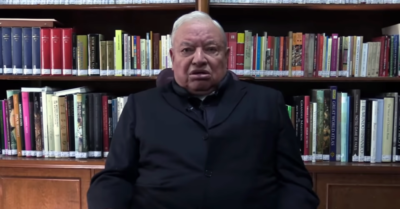 Archbishop who denounces the 'new world order' is silenced on Facebook
