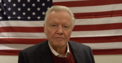 Jon Voight urges Americans to rise: 'It's not over, the truths of justice will prevail'