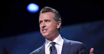 California introduces bill to reveal who signed petition against Gov. Gavin Newsom