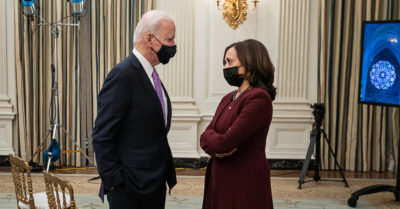 New poll shows that 56% of people believe VP Harris can handle the border crisis