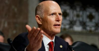 Sen. Rick Scott denounces Democrats as socialists: 'We will not go down that path' he says
