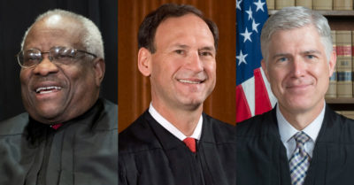 3 Justices point to Supreme Court's failure to uphold Pennsylvania election lawsuit