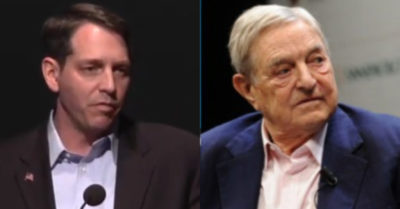 Parler CEO shares controversial project to rewrite the Constitution with Soros