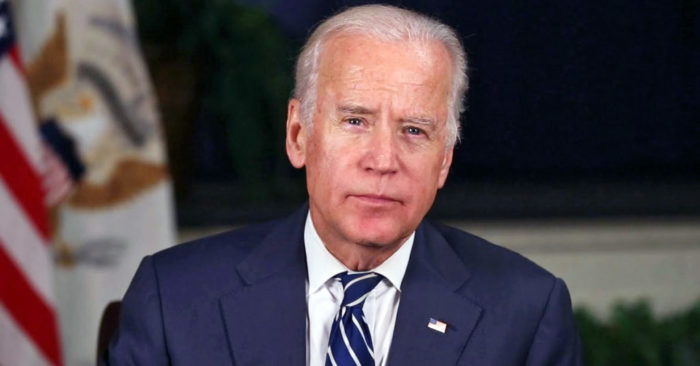 Joe Biden official photo