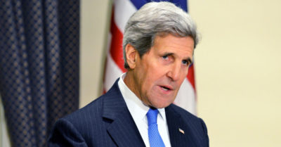Additional evidence asserts that John Kerry 'colluded' with Iran against Israel