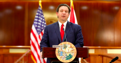 Gov. DeSantis targets CCP influence in the state with far-reaching reforms