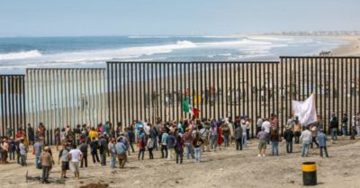 Rep. Cawthorn introduces bill to protect Trump's border wall