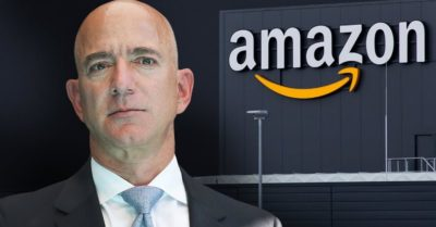 Five lawmakers accuse Amazon founder Jeff Bezos and others of lying and deceiving Congress