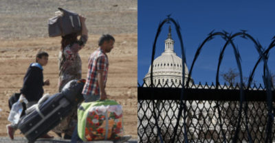 Democrats ignore real border crisis and exaggerate supposed threat to Capitol, warns Laura Ingraham