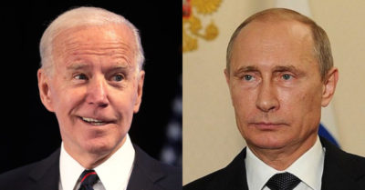 Biden sanctions Russia, cites harmful actions against US interests