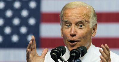 Biden celebrates International Women's Day by forcing girls to share bathrooms with boys