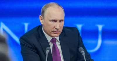 Mandatory vaccination against COVID-19 is inappropriate and can't be introduced, affirmed Vladimir Putin