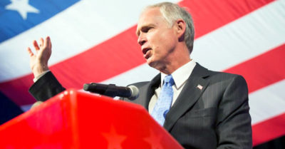 GOP Sen. Ron Johnson blocks Democrat attempt to not read out $1.9 trillion CCP Virus relief bill