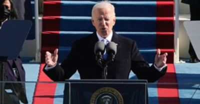 Poll: Biden's first-month job approval rated at 50%, worse than Trump at same point