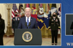 Biden forgets his defense secretary name in White House remark