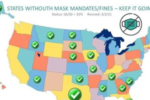 CCP Virus restrictions are released: 16 states open their economies and eliminate face masks