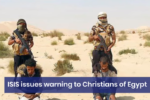 ISIS executes a captured Coptic and two tribesmen: Issues warning to 'Christians of Egypt'