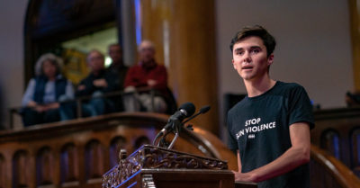 David Hogg leaves 'progressive pillow company' he started to compete with Mike Lindell's MyPillow