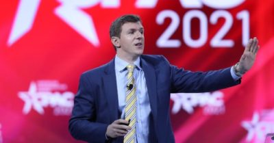 James O'Keefe of Project Veritas vows legal action against CNN and Twitter after ban