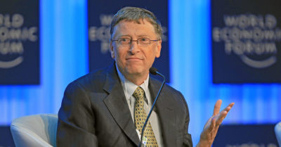 Bill Gates 'owner of the absolute truth' to educate 40 leaders on climate change