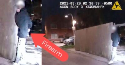 New footage confirms 13-year-old Adam Toledo was armed before he was fatally shot