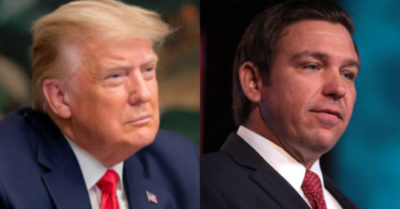 Trump and DeSantis combination for 2024 election could be a possibility