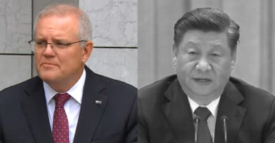 Australia cancels China's Belt and Road agreement as 'adverse to our foreign relations'