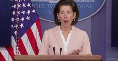 Trump's tariffs on China help protect US jobs: Gina Raimondo admits