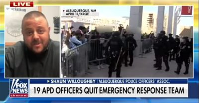 Albuquerque: 'Morale is gone' within special team handling protesters, more than a dozen officers resign