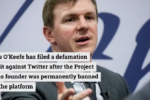 Tech giant silent on user suspension, Project Veritas founder files defamation lawsuit against Twitter