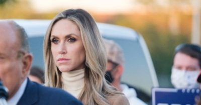 Lara Trump yet to decide on joining the Senate race despite topping the GOP poll