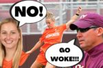 Former soccer player sues Virginia Tech coach for leading a 'campaign of abuse'