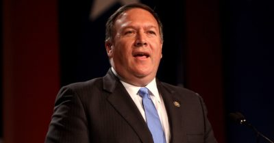 "Pompeo seeks to impose tougher sanctions against Iran with ""Maximum Pressure Act"" bill"