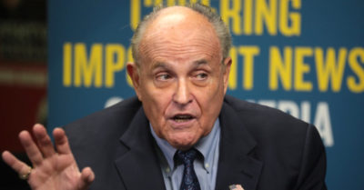 'They're going after Rudy Giuliani … Who knows who's going to be next?' Dershowitz slams Biden's DOJ