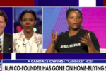 Candace Owens criticizes BLM co-founder over $1.4M mansion, calls her a true Marxist