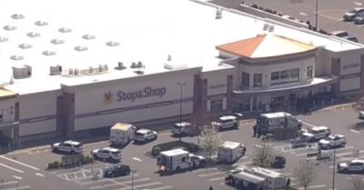 Shooting at Long Island supermarket, one killed, two wounded