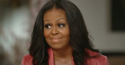 Former First Lady Michelle Obama fears police might racially profile her daughters