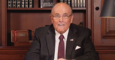 Rudy Giuliani is not immune to criminal probe, Feds say