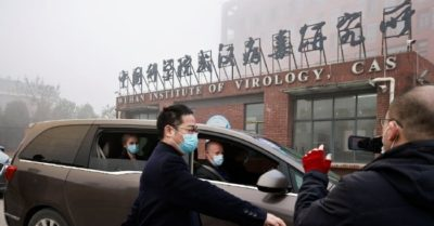 Study claims Chinese scientists engineered COVID-19