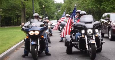 Pentagon denies veterans Rolling to Remember motorcycle rally to honor POW/MIA veterans