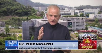 Peter Navarro lists 9 'indisputable' facts linking Fauci to COVID-19 origin