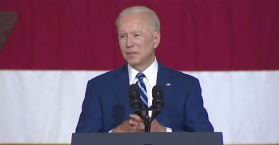 President Biden: China believes it will 'own America' by 2035