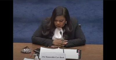 Social media stirred on Rep. Cori Bush's 'birthing people' term
