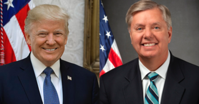 Sen. Graham says Republican Party needs Trump to move forward: Warns those trying to erase him will be 'erased'