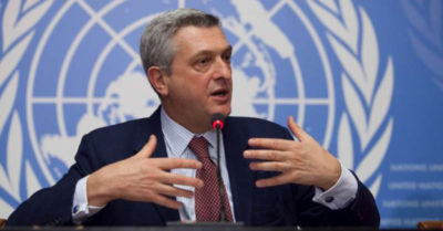 United Nations presses US to 'open borders' for illegal migrants
