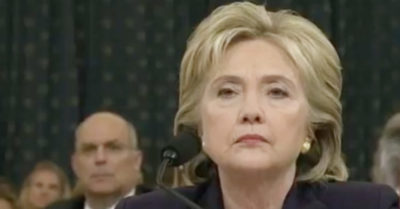 Jan. 6 commission defeated, but Hillary Clinton continues to say police officer's death caused by patriots